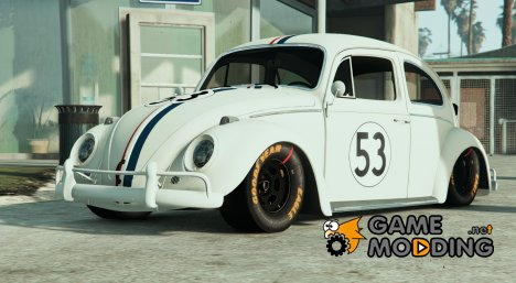 Herbie Fully Loaded для GTA 5
