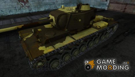 Шкурка для КВ-4 for World of Tanks