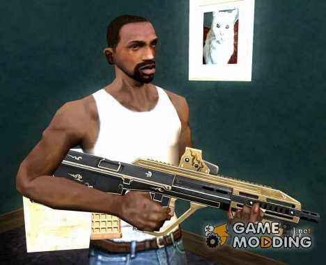 AUG A3 from PointBlank для GTA San Andreas