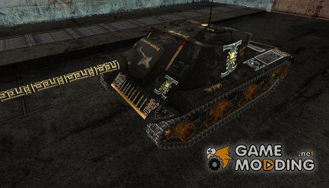Шкурка для T25 AT (Вархаммер) для World of Tanks
