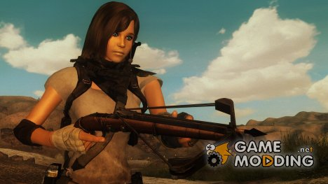 Crossbow for the Wasteland / Арбалет для Пустоши for Fallout New Vegas