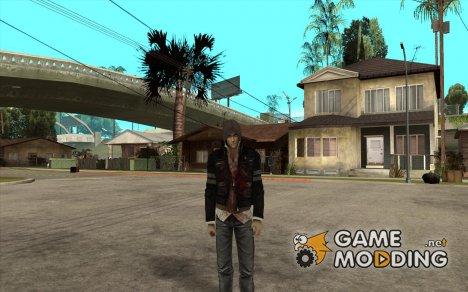 Alex Mercer v2.0 для GTA San Andreas
