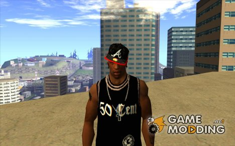 New Era Cap for GTA San Andreas