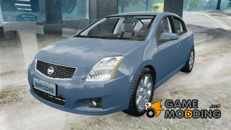 Nissan Sentra S 2008 for GTA 4