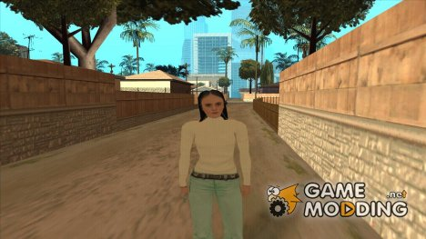 Ofyst CR Style for GTA San Andreas