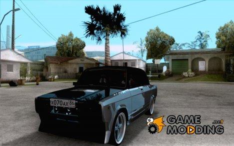ВАЗ 2107 Tuning for GTA San Andreas
