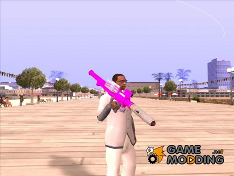 Bazooka GTA V Online DLC for GTA San Andreas