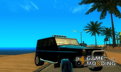 УАЗ-31512 Тюнинг for GTA San Andreas