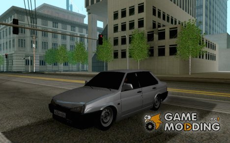 BАЗ 21099 for GTA San Andreas
