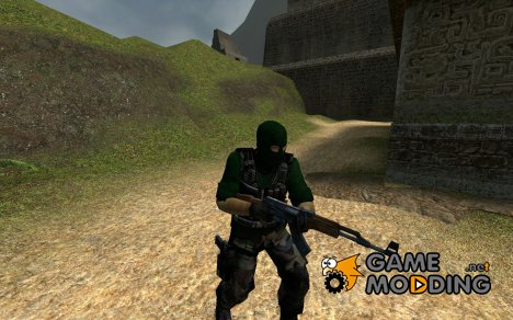 Jungle Camo Terror for Counter-Strike Source