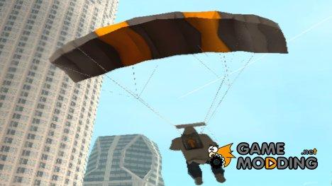 Новый парашют for GTA San Andreas