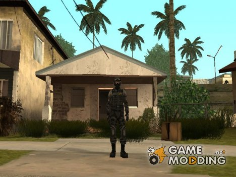 SWAT для GTA San Andreas