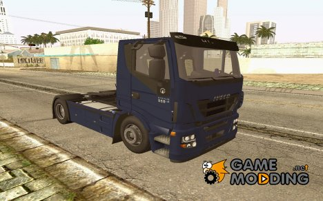 Iveco Stralis HI-ROAD for GTA San Andreas