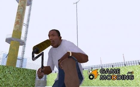 Малярный Ролик для GTA San Andreas