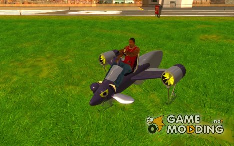Flying Fish for GTA San Andreas