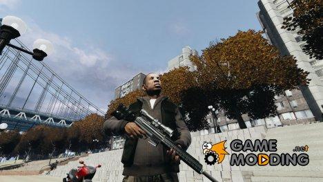 PSG1 (Heckler & Koch) for GTA 4