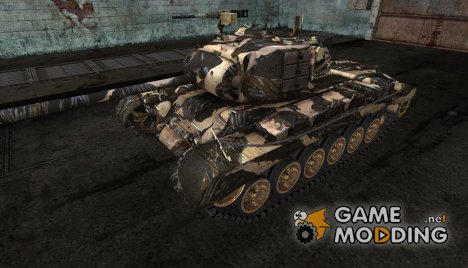 M46 Patton от Rjurik for World of Tanks