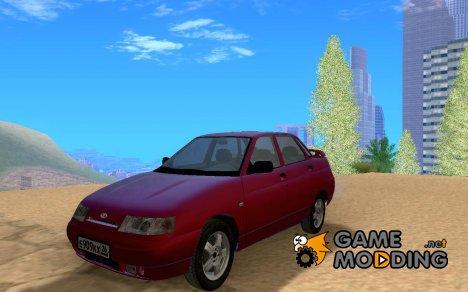 Lada 110 v.1 для GTA San Andreas