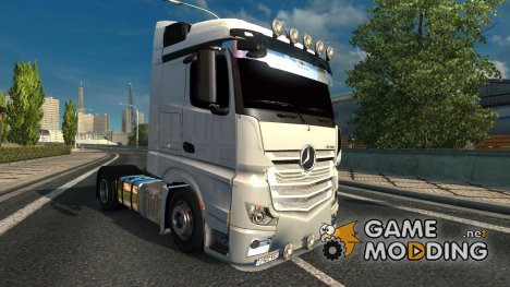 Mercedes Benz MP4 1.22 for Euro Truck Simulator 2