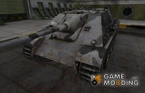 Шкурка для немецкого танка Jagdpanther для World of Tanks
