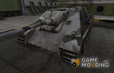 Шкурка для немецкого танка Jagdpanther for World of Tanks