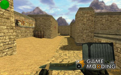 HD Dust Look Remake для Counter-Strike 1.6