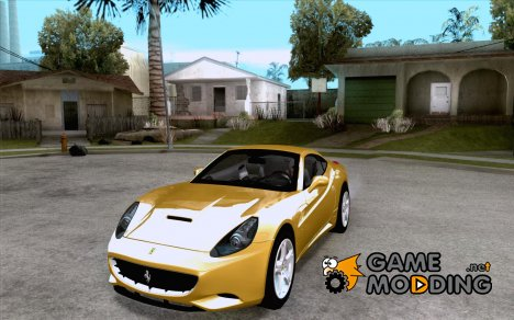 Ferrari California 2009 для GTA San Andreas