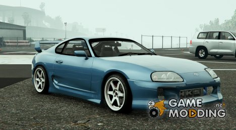 Toyota Supra JZA80 for GTA 5