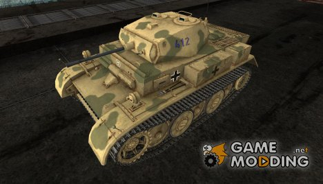 PzKpfw II Luchs для World of Tanks