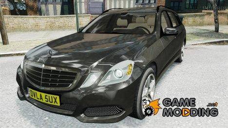 Mercedes E-Class универсал для GTA 4