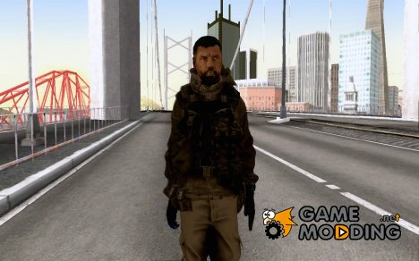 BF3 Vladimir for GTA San Andreas
