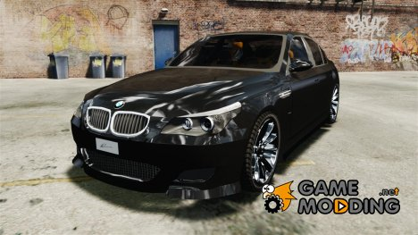 BMW M5 Lumma Tuning for GTA 4