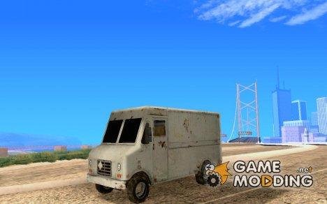 Супер тачка из игры CoD 4: Modern Warfare for GTA San Andreas