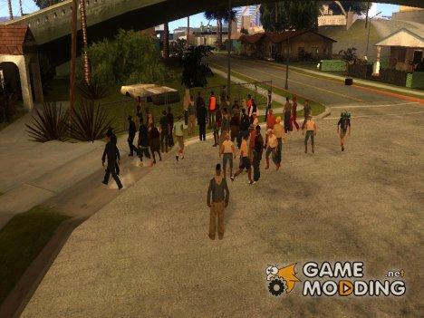 """Пак """"Нужные моды для создания паков""""(и не только) for GTA San Andreas"""