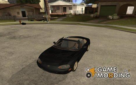 Mazda Miata Tunable для GTA San Andreas