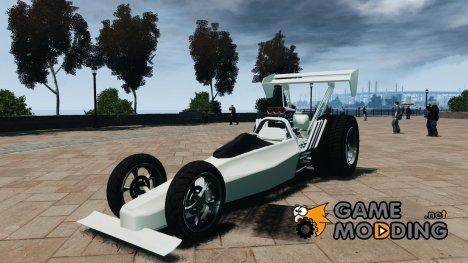 Ракетомобиль for GTA 4