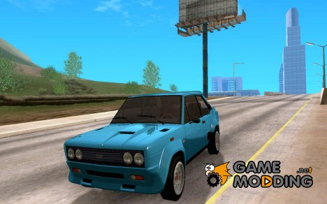 Fiat 131 Abarth Rally for GTA San Andreas