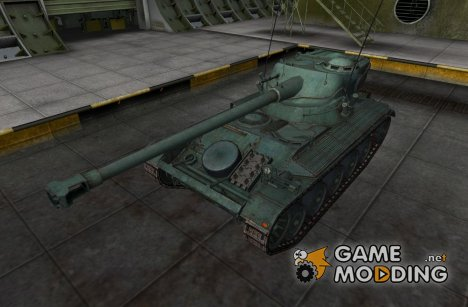 Ремоделлинг для AMX 13 90 for World of Tanks