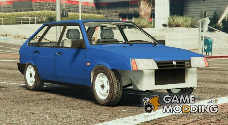 VAZ-21093i  Tunable 1.1  FINAL for GTA 5