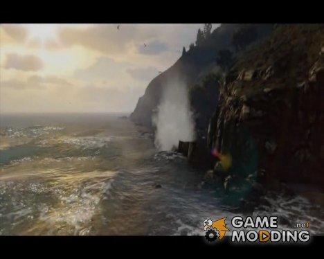 GTAtitles в стиле трейлера 2014 года GTA V. for GTA San Andreas