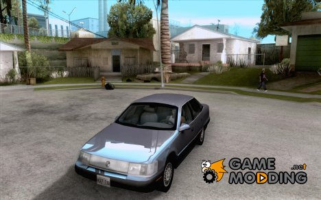 Mercury Sable GS 1989 для GTA San Andreas