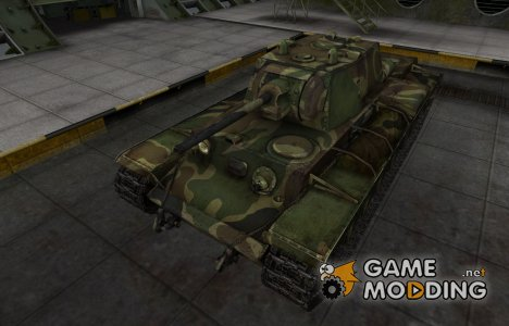 Скин для танка СССР КВ-220 для World of Tanks