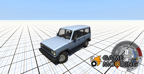 УАЗ-3170 for BeamNG.Drive