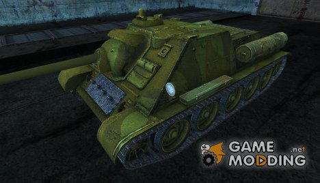 Шкурка для СУ-85 for World of Tanks