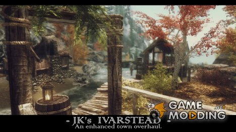 Айварстед от JK 1.0 for TES V Skyrim