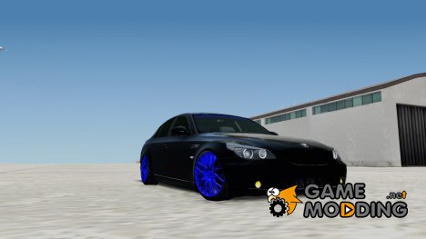 BMW M5 e60 Stock for GTA San Andreas
