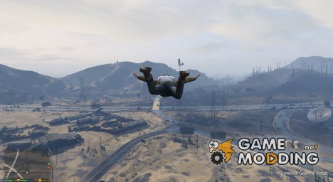 Nice Fly 1.0	   for GTA 5