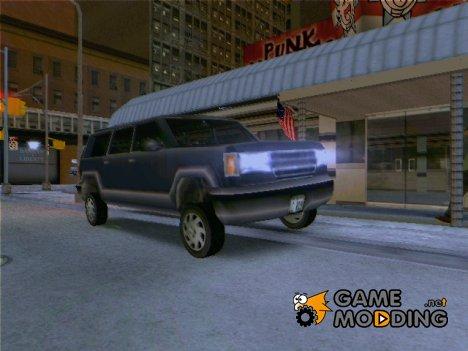 ФБР Ранчер for GTA 3