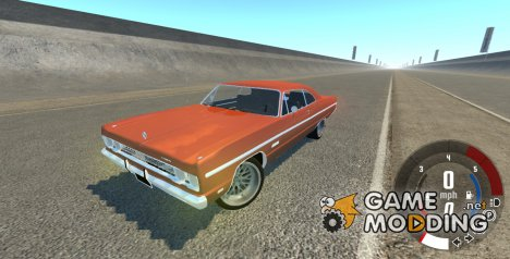 Plymouth Fury III 1969 for BeamNG.Drive