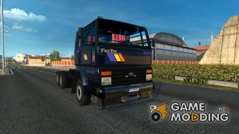 Ford Cargo 2520 V2.0 for Euro Truck Simulator 2